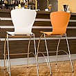 Bingo Hocker Bar Stool Showcase