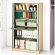 Elite Linnea System Storage Slotted Filing Shelf