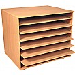 A1 Paper Shelf Storage Units