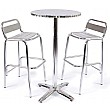Aluminium Tall Bistro Set