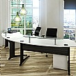 Elite Kassini Radius Reception Desks