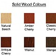 Solid Wood Colours