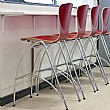 Bingo Hocker Bar Stool Line