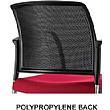 Boss Design Mars Chair Poly Back