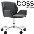 Boss Design Kruze 5 Star Swivel Chair