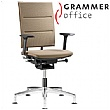 Grammer Office SAIL Fabric & Mesh Swivel Conference Chair