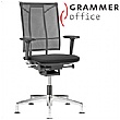 Grammer Office SAIL Mesh Swivel Conference Chair