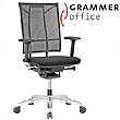Grammar Office SAIL Textile Mesh Executive Chair