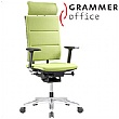 SAIL Executive Chair Green Modica Headrest