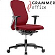 Grammer Office Solution Mesh Task Chair Black Base