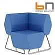 BN Hexa Low Back Seating Modules