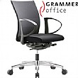 Grammer Office Extra Mesh & Leather Task Chair