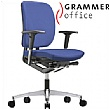 Grammer Office GLOBEline Medium Back Fabric Task Chair