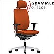 Grammer Office GLOBEline High Back Microfibre Task Chair With Headrest