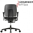 Grammer Office GLOBEline Medium Back Textile Mesh Task Chair