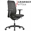 Grammer Office GLOBEline High Back Mesh & Fabric Task Chair