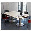 Elite Optima Plus Round Base Conference Tables