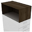 Elite Advance Open Fronted Pedestal Storage Unit