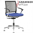 Grammer Office SAIL Mesh & Fabric Premium Conference Chair