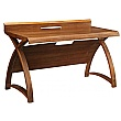 Spectrum Deluxe Real Wood Veneer 1300W Desk