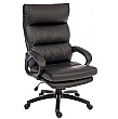 Carlton Leather Look Executive Chair