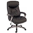 Knapton Leather Look Executive Chair