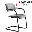 Grammer Office Match Fabric Cantilever Chair