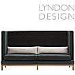 Lyndon Design Arthur High Back Large Sofa