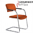 Grammer Office Match Microfibre Cantilever Chair