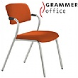 Grammer Office Match Microfibre 4 Leg Chair