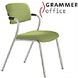 Grammer Office Match Textile Mesh 4 Leg Chair