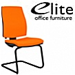 Elite Match Cantilever Meeting Chair