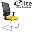 Elite Mix Mesh Back Cantilever Meeting Chair