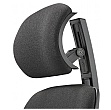 Grammer Office GLOBEline High Back Leather Task Chair With Headrest