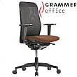 Grammer Office GLOBEline High Back Mesh & Leather Task Chair