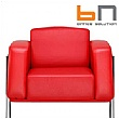 BN Classic Luxury Leather Armchair