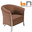 BN Cello Leather Armchair