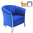 BN Cello Fabric Armchair