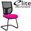 Elite Team Plus Mesh Back Meeting Chair