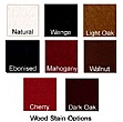 Lyndon Design Wood Stain Finishes