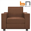 BN Quattro Leather Armchair