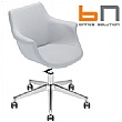 BN Kaika Faux Leather Task Chair