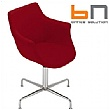 BN Kaika Fabric Swivel Conference Chair