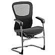 Raptor Full Mesh Cantilever Chair