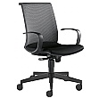 Omega Fabric & Mesh Task Chair