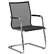 Pluto Mesh Cantilever Conference Chairs