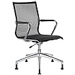 Pluto Mesh Swivel Conference Chairs