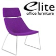 Elite Escape Lounger Chair With Headrest
