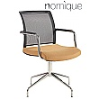 Colletta Mesh Back 4 Star Base Meeting Chair