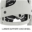 Lumbar Suppoprt Hand Wheel